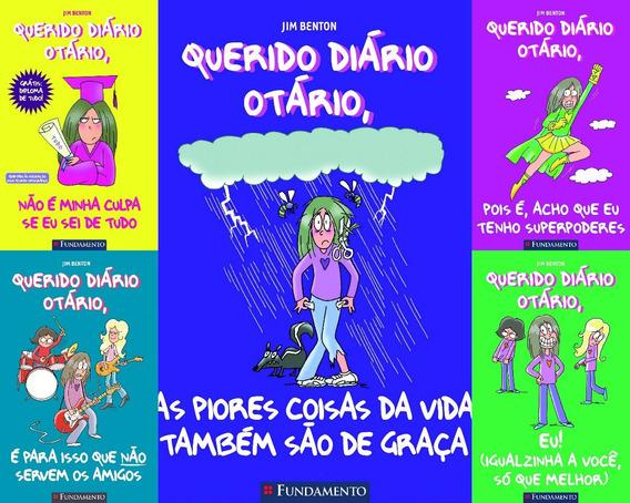 Querido Diário Otário - Do Volume 8 Ao 12