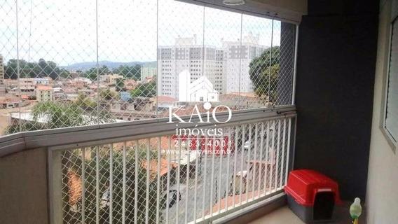 Apartamento Residencial À Venda, Gopoúva, Guarulhos. - Ap0785