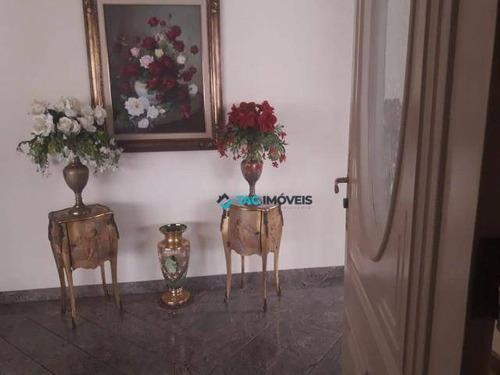 Imagem 1 de 19 de Apartamento Com 4 Dormitórios À Venda, 235 M² Por R$ 1.650.000 - Cambuí - Campinas/sp - Ap2264