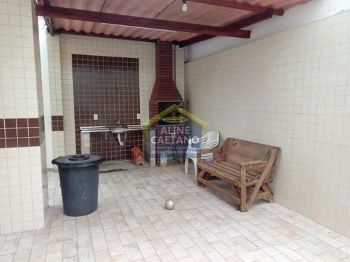 Apartamento Com 2 Dorms, Tupi, Praia Grande - R$ 212 Mil, Cod: Act1514 - Vact1514