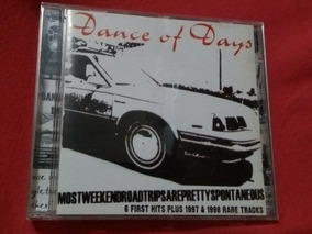Cd Dance Of Days 6 First Hits Plus 1997 & 1998 Rare Tracks