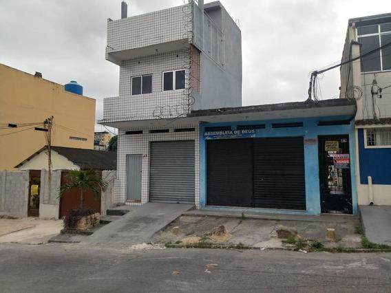 Casa Para Venda Em Duque De Caxias, Parque Lafayete - Lp 48.1_1-1492605