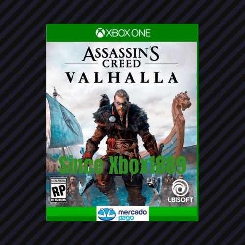 Imagen 1 de 2 de Assassin's Creed Valhalla Xbox One || Since Xbox1889