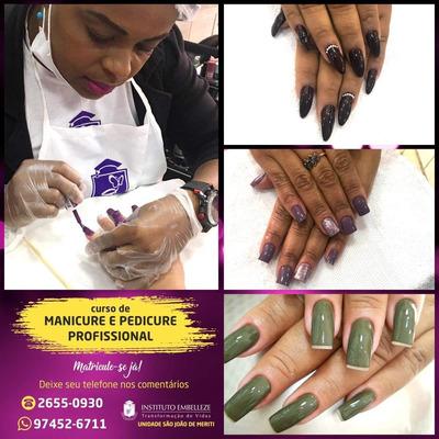 Curso De Manicure E Pedicure Profissional What 86 994968586