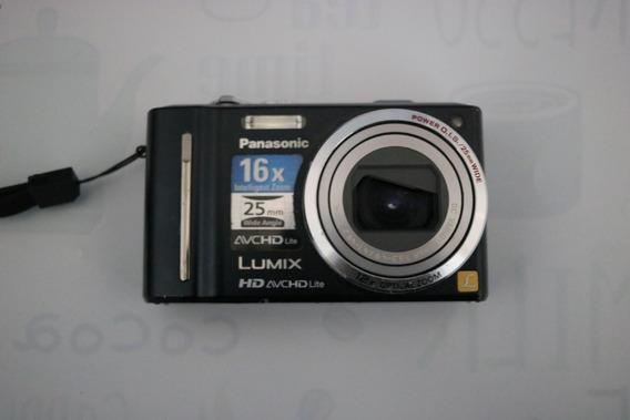 Câmera Panasonic Lumix Dmc-zs7 - Leia O Anúncio
