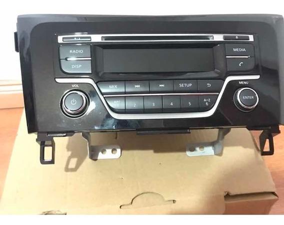 Nissan Radio Nissan Qashqai 2019