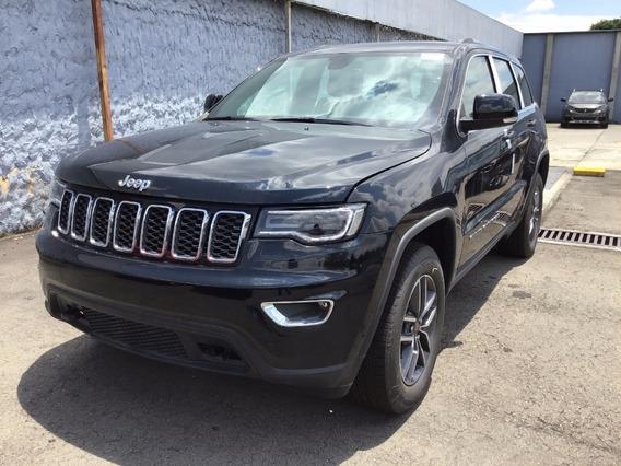 Jeep Grand Cherokee Laredo 3.6 Negro Diamante + Cuero