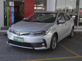 Toyota Corolla . 2018
