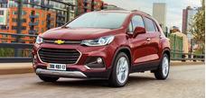 Chevrolet Tracker #es