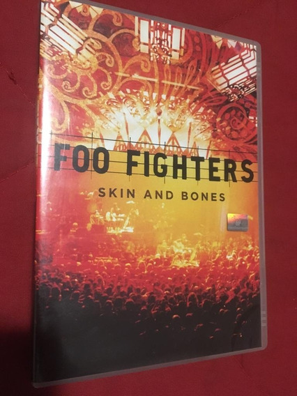 Foo Fighters Skin And Bones (dvd)