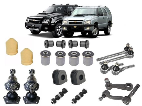 Kit Suspensão Dianteira Completa S10 Blazer 1995 A 2011