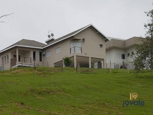 Casa Com 3 Dormitórios À Venda, 250 M² Por R$ 720.000 - Condomínio Parque Vale Dos Lagos - Jacareí/sp - Ca1531