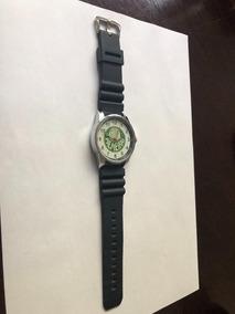 Relógio Exclusivo Do Palmeiras