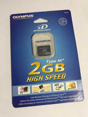 Cartão De Memoria Xd 2gb - Olympus