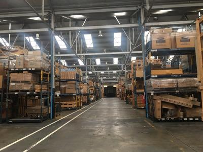Depósito En Alquiler 5700 M2 Hurlingham Ampliable 8.700 M2