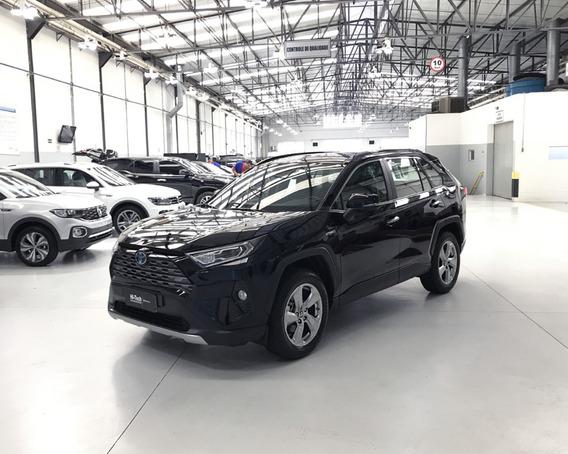 Toyota Rav4 Sx 4x4 2020 - Blindado Niii-a