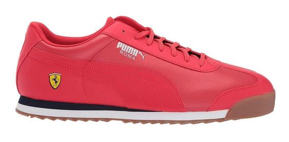 Tenis Scuderia Ferrari Roma Mujer 09 Puma 306083