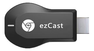 Convertidor Smart Tv Box Ezcast M2 Conversor Simil Chromecast Celular Android Apple iPhone