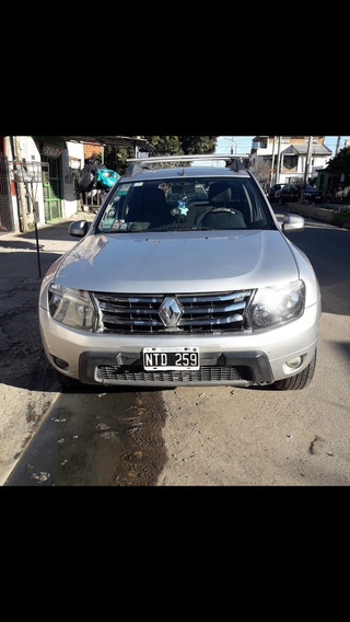 Renault Duster 1.6 4x2 Tech Road 110cv 2014 Gnc