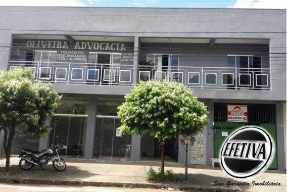 Casa, 2 Aptos E Sala Comercial - Umuarama - 1927r