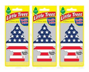 Little Trees Aromatizante Automotivo Cheirinho Original 3un