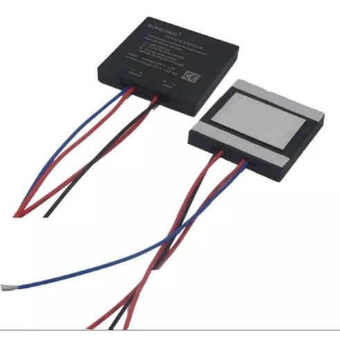 Sensor Táctil Para Espejo Con Luz Led, (interruptor Touch)