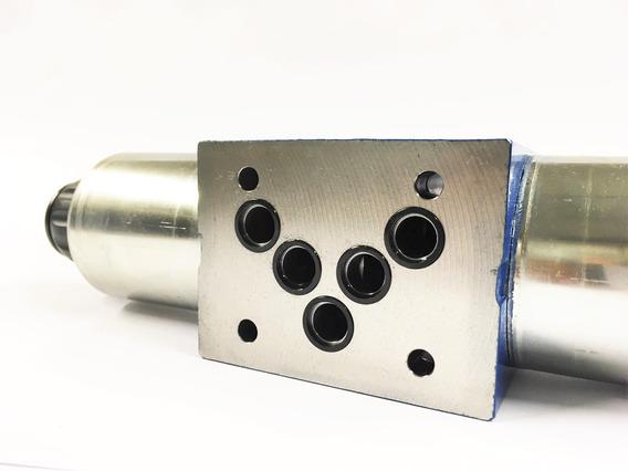 Electrovalvula Direcc. Bosch Rexroth 4we 10 E5x/eg24n9k4/m