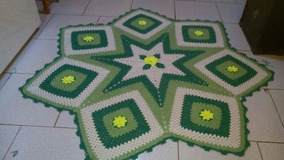 Tapete De Croche 2 Mts