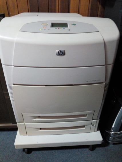 Impressora Hp Color Laserjet 5500dn A3