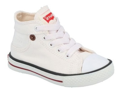Tenis Levis Color Blanco Modelo 40207