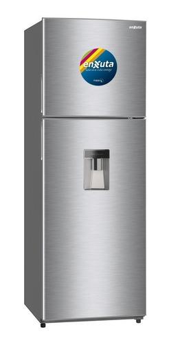 Refrigerador Heladera Enxuta Acero Frio Seco-dispensador 347