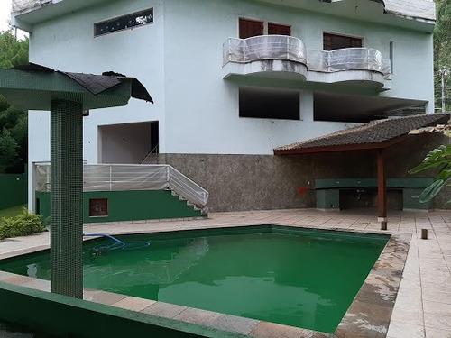 Imagem 1 de 30 de Casa Com 5 Dormitórios À Venda, 730 M² Por R$ 7.000.000,00 - Alphaville - Barueri/sp - Ca1057