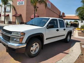 Chevrolet Colorado A L4 5vel Aa Doble Cabina 4x2 Mt 2008
