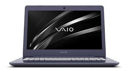 Vaio® C14 Core I3 Windows 10 Home - Azul E Prata