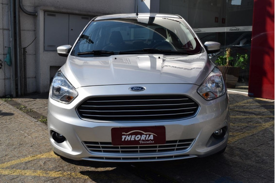 Ford Ka + 1.0 Tivct Se 2017 Plus