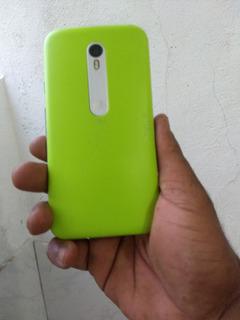 Motorola Moto G3 Xt1543 Preto/verde