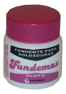 Fundente Fundemax Para Soldadura De Plata