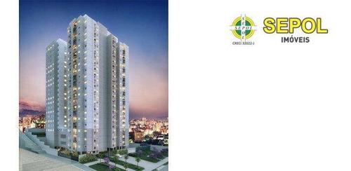 Apartamento Com 2 Dormitórios À Venda, 35 M² Por R$ 169.000,01 - São Mateus (zona Leste) - São Paulo/sp - Ap0750