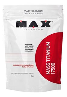 Mass Titanium 17500 3kg Max Titanium