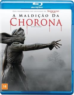 Blu-ray : A Maldição Da Chorona - Terror Original E Lacrad