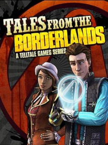 Tales From The Borderlands - Playstation 3 Artgames