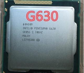 Procesador Pc Intel Penitum G630 2,7ghz Socket 1155 Dual Cor