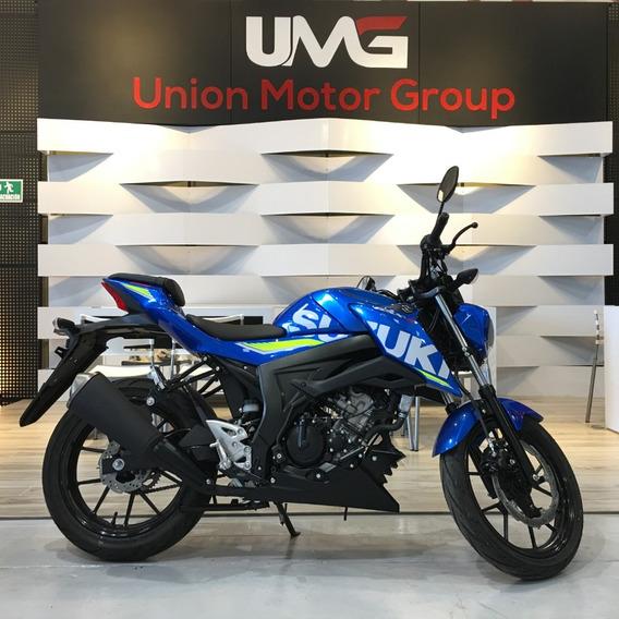 Moto Suzuki Gsx S 150 - Financiación Directa