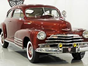 Gm Chevrolet Fleetline 1947 47 - 6 Cilindros - Coleção