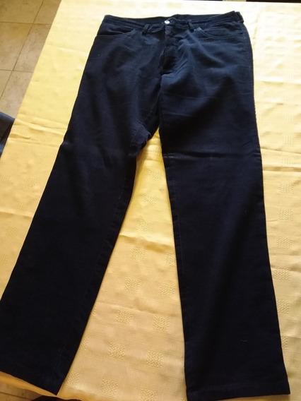 Pantalón Cordero Y Azul Talle 46 Polo Sur Usado (quilmes)