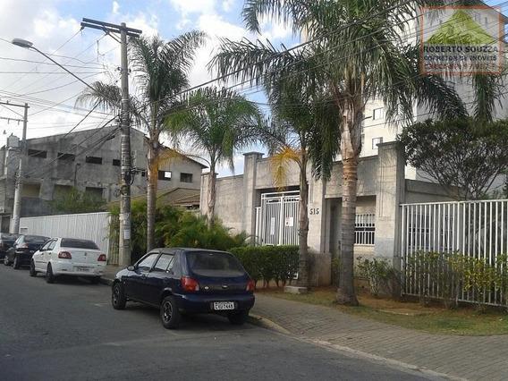 Apartamento Para Venda Em São Paulo, Jardim Santo Antônio, 2 Dormitórios, 1 Banheiro, 1 Vaga - 00462
