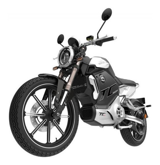 Moto Electrica Supersoco Tc Max 5000w 95km/h