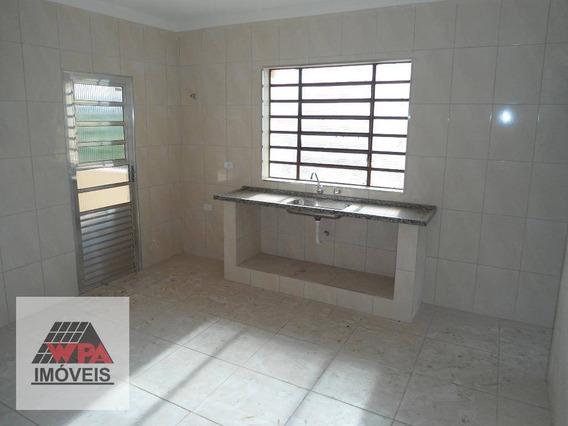 Casa Residencial Para Locação, Jardim Bela Vista, Santa Bárbara D