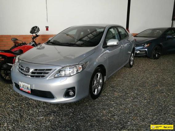Toyota Corolla Sedan Automatico