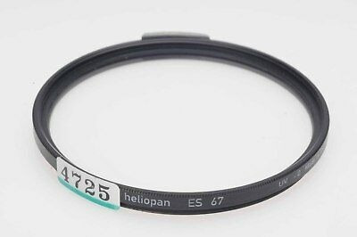 Filtro Heliopan Es 67mm + Close Up +8